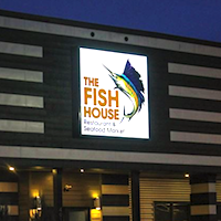 Fish House restaurant located in FORT WAYNE, IN