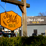 Fire & Hops Pizza restaurant located in RICHMOND, VA