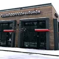 Fount Coffee + Kitchen restaurant located in MORRISVILLE, NC