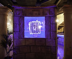 Noche Azul restaurant located in SANTA CLARITA, CA
