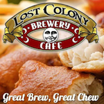 Lost Colony Brewery & Cafe restaurant located in MANTEO, NC