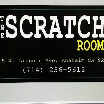 The Scratch Room restaurant located in ANAHEIM, CA