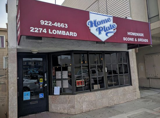 Home Plate restaurant located in SAN FRANCISCO, CA