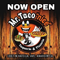 Mr. Taco Nice restaurant located in ANAHEIM, CA