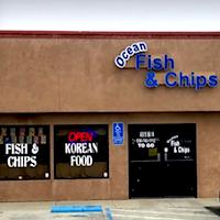 Ocean Fish & Chips restaurant located in MARYSVILLE, CA
