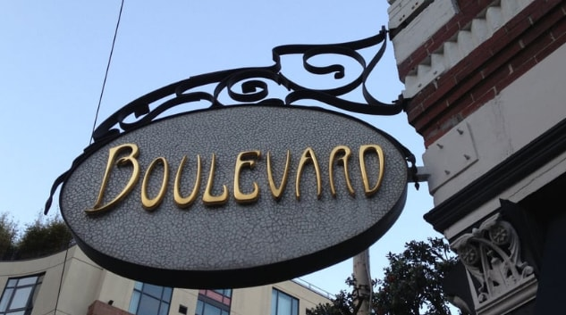 Boulevard restaurant located in SAN FRANCISCO, CA