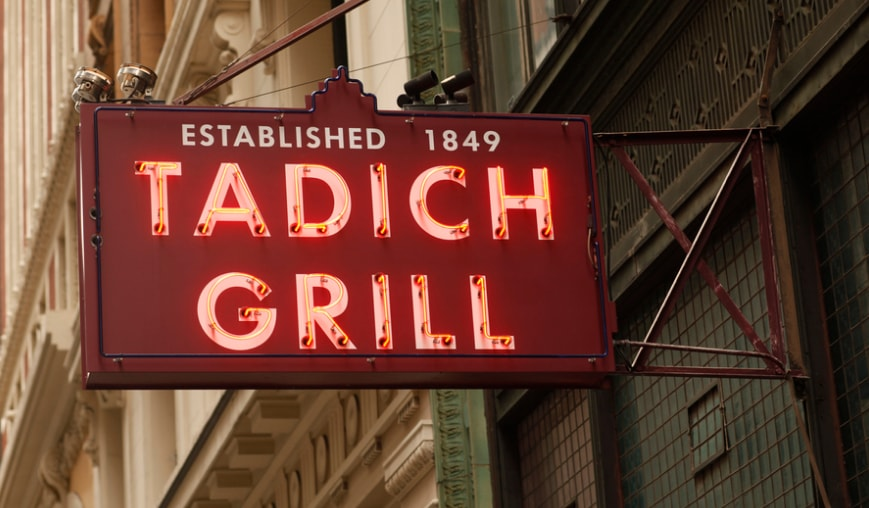 Tadich Grill restaurant located in SAN FRANCISCO, CA