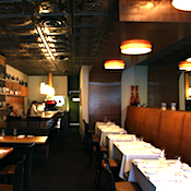 CRU Restaurant restaurant located in TORONTO, ON