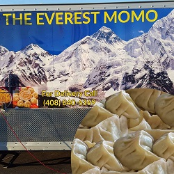The Everest Momo restaurant located in OAKLAND, CA