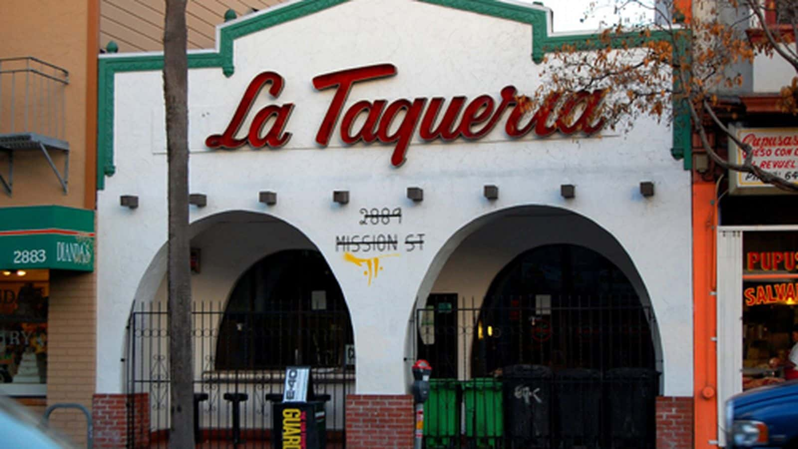 La Taqueria restaurant located in SAN FRANCISCO, CA