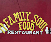 The Family Soulfood Restaurant restaurant located in AMARILLO, TX