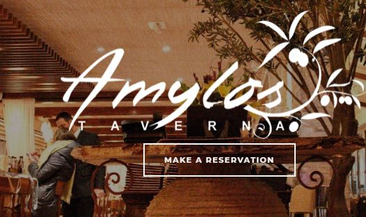 Amylos Taverna restaurant located in ASTORIA, NY