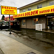 Golden Seafood Restaurant restaurant located in VANCOUVER, BC