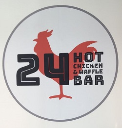 24 Hot Chicken and Waffle Bar restaurant located in PLANO, TX
