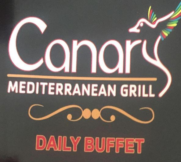 Canary Mediterranean grill restaurant located in SAN ANTONIO, TX