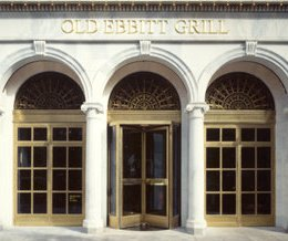 Old Ebbitt Grill restaurant located in WASHINGTON, DC