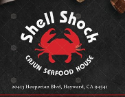 Shell Shock Seafood House restaurant located in HAYWARD, CA