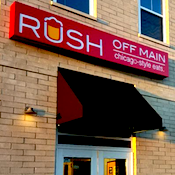 Rush Off Main restaurant located in BROWNSBURG, IN