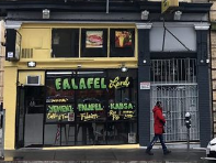Falafelland restaurant located in SAN FRANCISCO, CA