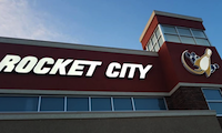 Rocket City Family Fun Center restaurant located in ALAMOGORDO, NM