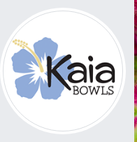 Kaia Bowls restaurant located in CLEARWATER BEACH, FL