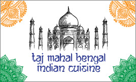 Taj Mahal Indian Cuisine restaurant located in MIAMI, FL