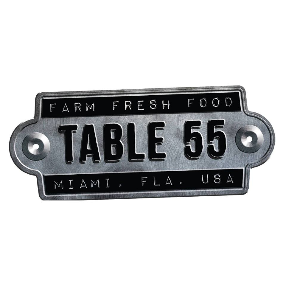 Table 55 restaurant located in MIAMI, FL