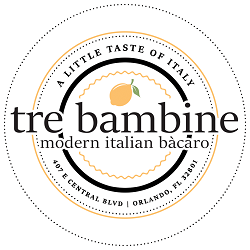 Tre Bambine restaurant located in ORLANDO, FL