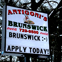 Antigoni's Pizza