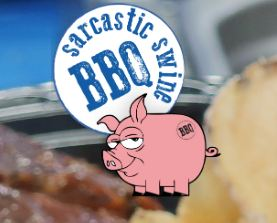 Sarcastic Swine BBQ restaurant located in ABINGTON, MA