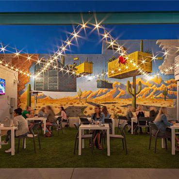 Boxyard restaurant located in TUCSON, AZ