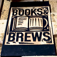 Books and Brews restaurant located in CHARLESTON, WV