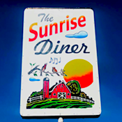 Sunrise Diner restaurant located in AKRON, OH