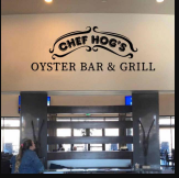 Chef Hog Oyster Bar & Grill restaurant located in ST. GEORGE, UT