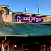 Acme Burger restaurant located in COTATI, CA