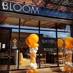 Bloom restaurant located in VERONA, NJ