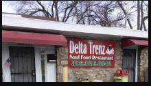 Delta Trenz Soul Food restaurant located in KANSAS CITY, MO