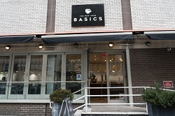 The New York Basics restaurant located in NEW YORK, NY