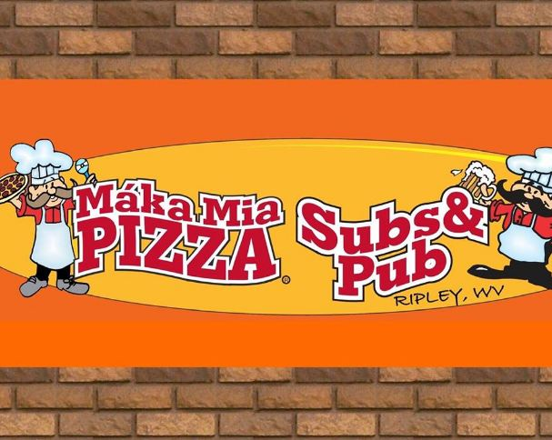 Maka Mia Pizza Subs & Pub restaurant located in RIPLEY, WV