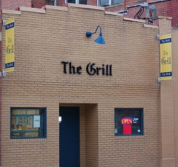 The Grill restaurant located in CHARLESTON, WV