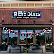 The Bent Nail restaurant located in LUBBOCK, TX