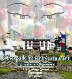 Sherpa Kitchen restaurant located in BURLINGTON, VT
