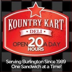 Kountry Kart Deli restaurant located in BURLINGTON, VT