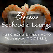 Brisas Seafood & Lounge restaurant located in LUBBOCK, TX