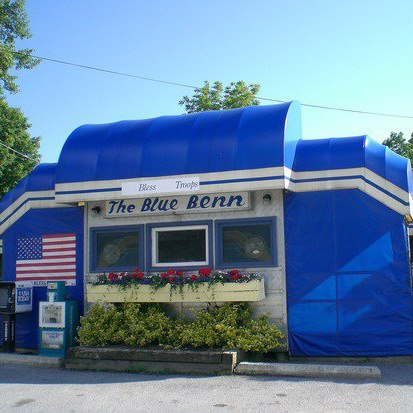 Blue Benn Diner restaurant located in BENNINGTON, VT