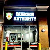 Burger Authority restaurant located in BUFFALO, NY