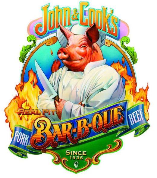 John & Cook's Bar-B-Que
