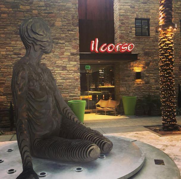il Corso restaurant located in PALM SPRINGS, CA