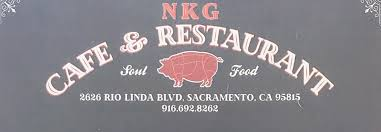 NKG Cafe & Soulfood restaurant located in SACRAMENTO, CA