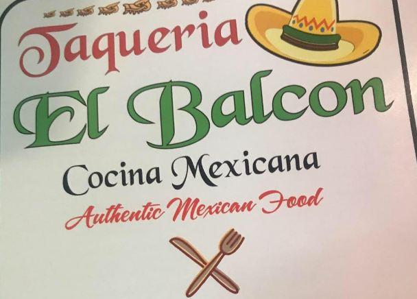 El Balcon Taqueria restaurant located in SACRAMENTO, CA